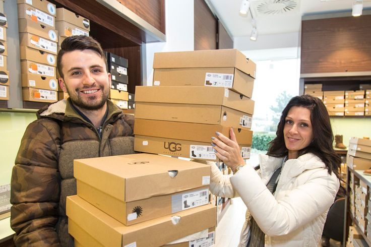 One pair of shoes is not enough. Discover the next Late Night Shopping and save up to 80%. #DesignerOutletParndorf