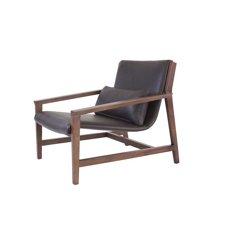 occasional chairs raylan leather armchair