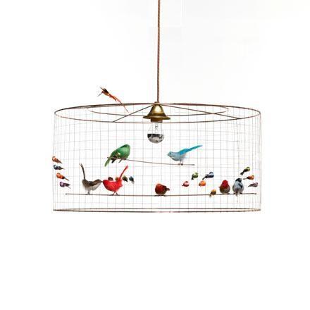 Birdlamp Pendel M