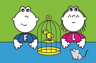 Voorleesverhaal: Frokkie en Lola - Het leukste huisdier