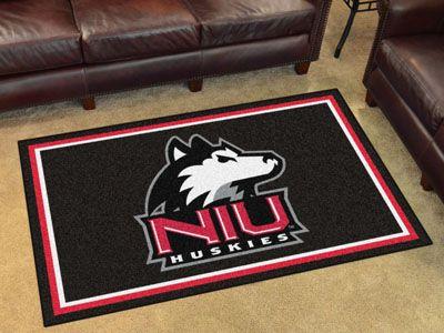 Northern Illinois University 4x6 Rug