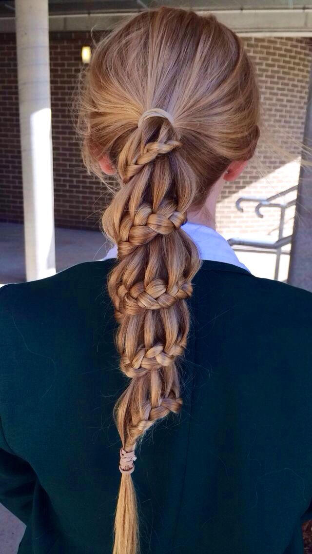 carousel braid I'm hairstylesbyjess on Instagram I'll pin hairstyles (: