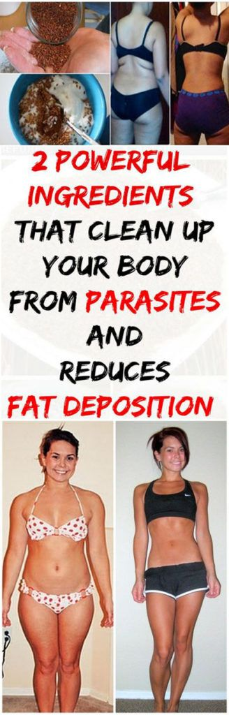 2 POWERFUL INGREDIENTS THAT CLEAN UP YOUR BODY FROM PARASITES AND REDUCES FAT DEPOSITION – Page 4 – WesternRecipes
