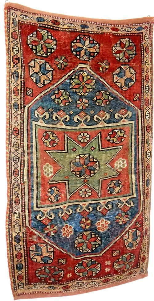 The pelt and the origin of the prayer rug - Turkotek Discussion Forums
