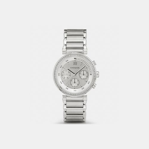 Discount Coach Outlet & COACH 1941 sport stainless steel bracelet watch STAINLESS STEEL