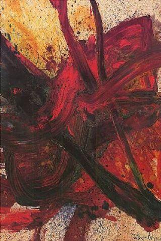 Shiraga, Kazuo - Untitled (BB 97) - Gutai Group - Oil on canvas - Abstract