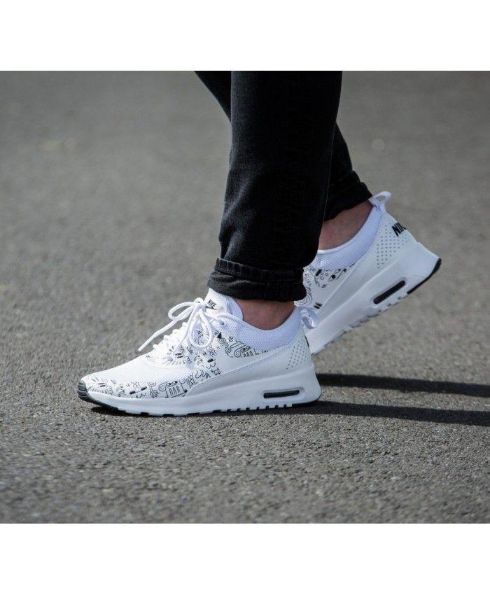 Nike Air Max Thea Print White
