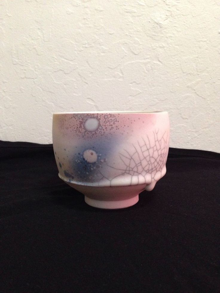 Gary Holt Original Ceramic art Bowl One Of a Kind, hard to find & priced 2 sell