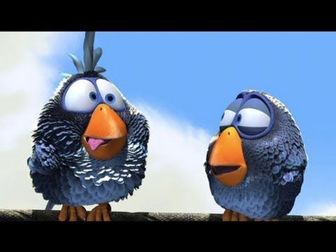 "Pixar Short Film: For the Birds (This one is great for the beginning of the year, especially to infer important ideas about friendships, tolerance, bullying, and more. Great ""moral to the story."") - Lissa Wedell"