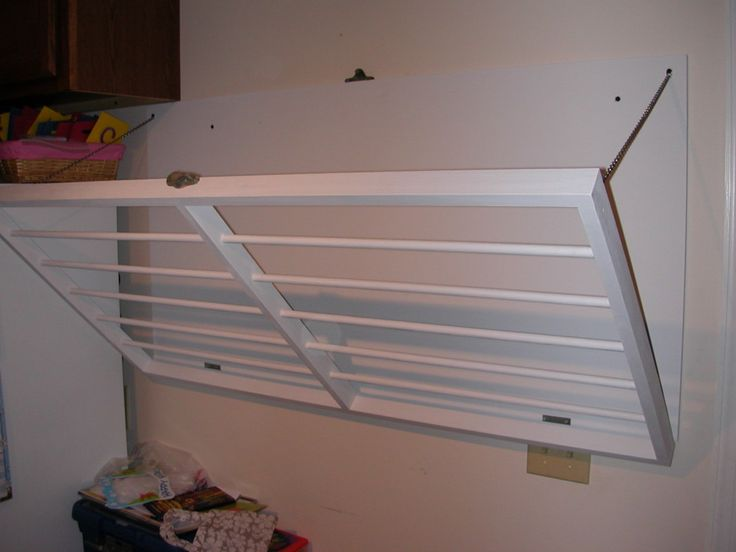 1000 Ideas About Folding Clothes Rack On Pinterest