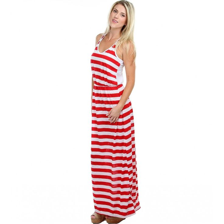 striped-racerback-chiffon-maxi-dress-red-
