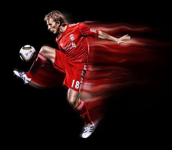 Liverpool FC by Simon Derviller, via Behance