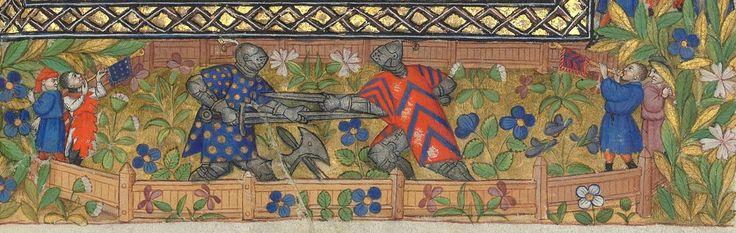Horae ad usum romanum.  Date d'édition :  1401-1500  Latin 1156B  Folio 160r