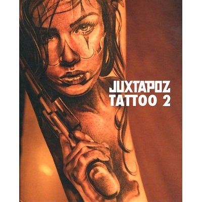 By popular demand, Juxtapoz Tattoo 2 expands on a subject very dear to the inked hearts of its readers. http://amzn.to/PDmvpJ $22.01