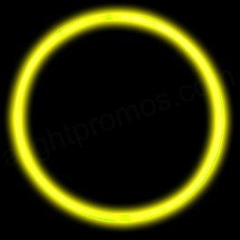 """50 22"""" Premium Glow Stick Necklaces in Yellow by FlashingBlinkyLights. $14.35. Great for Parties, Bath Tub Fun, Bars & More. 50 Connectors Included (Make Necklaces & More). Brand New & Fresh from the Factory- Glows 8-12 Hours!. All products are CPSIA Compliant. 2 Tubes of 25 Glow Necklaces, 50 Necklaces total. Light up the night with our 22 inch Glow Necklaces in Yellow! They're a perfect accessory for a variety of costumes, and they make fun party favors for both c..."""