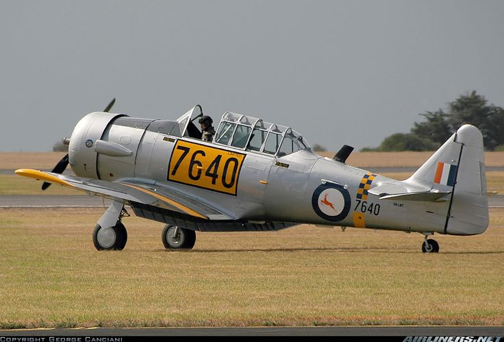 North American AT-6A Texan aircraft picture