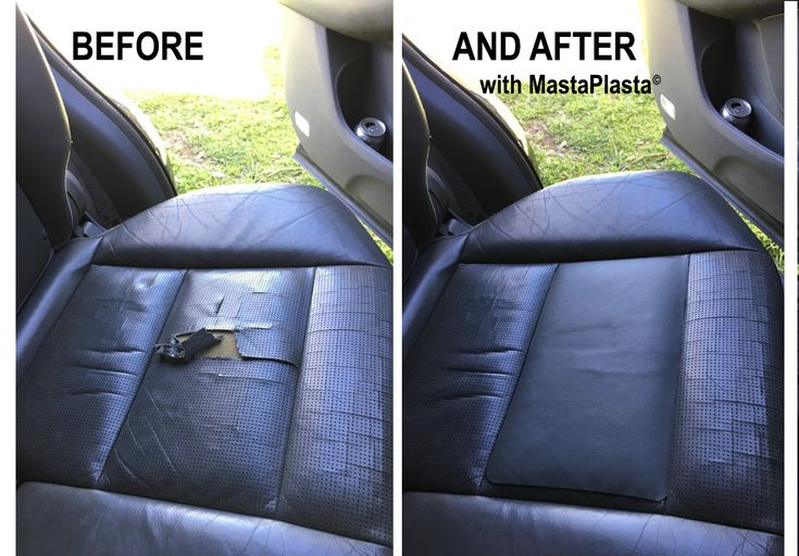 Amazing Suv Seat Repair Leather Car, How To Fix Small Hole In Leather Car Seat