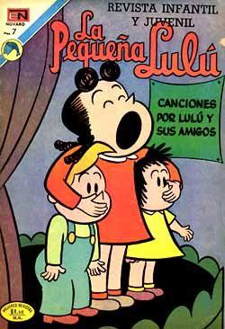 La pequeña Lulú ;) | La Librería Mediática®