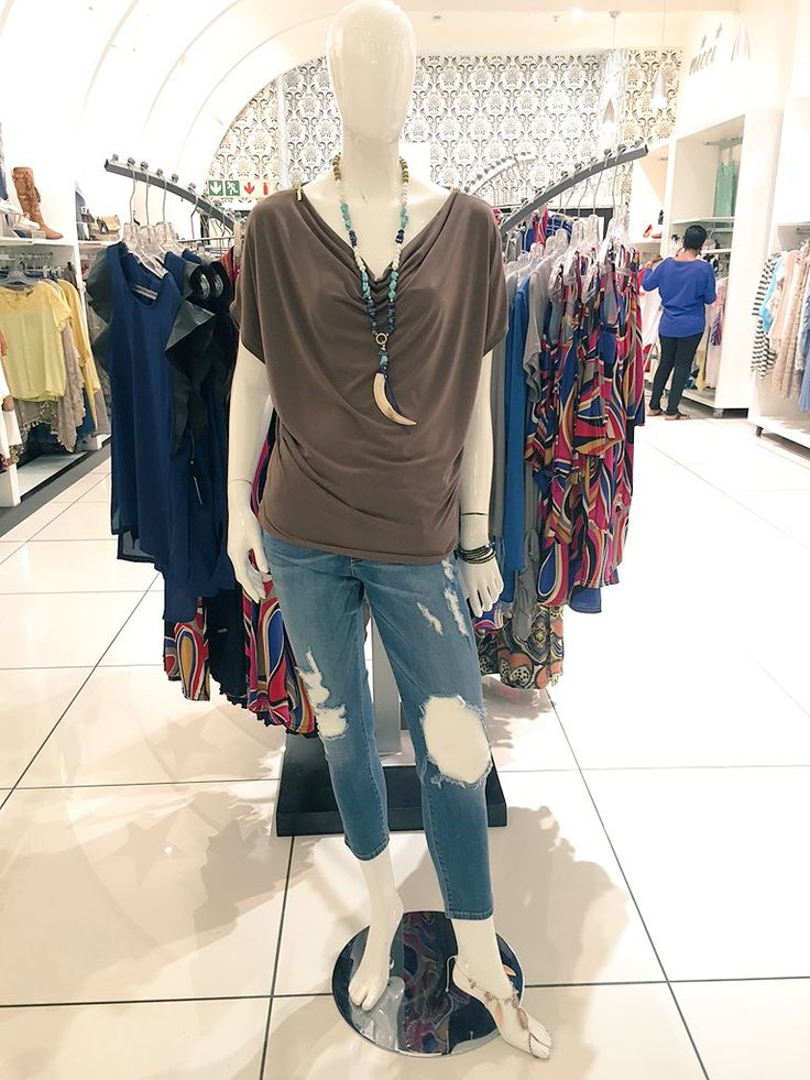 spotted this on trend out at #Nicci #SandtonCity #denim #accessorize