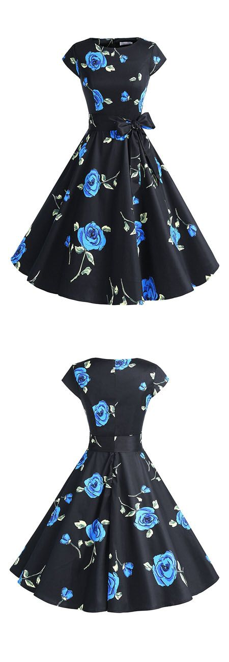 50s dresses,vintage style dresses,rockabilly dresses,floral print dresses,retro dresses,fashion vintage dresses