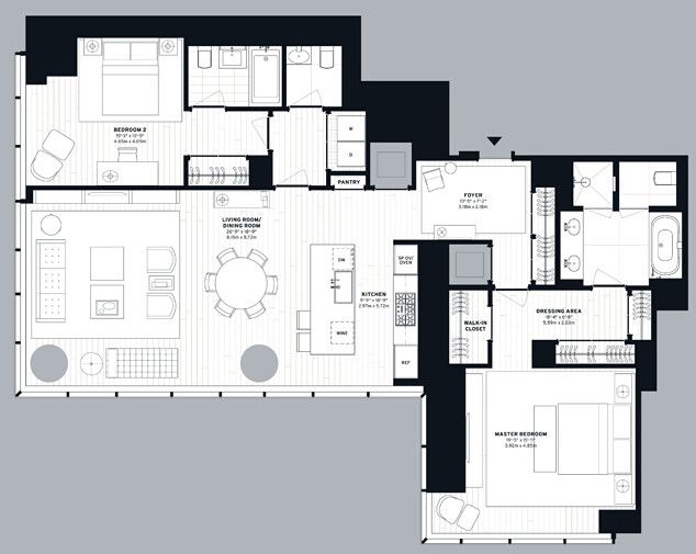 18 best One57 images on Pinterest | Apartments, Frostings and Lofts