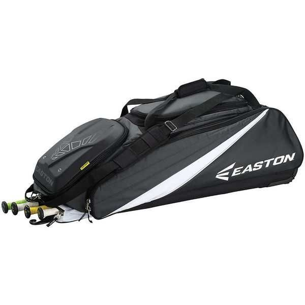 Easton Walk-Off SL Wheeled Baseball/Softball Bat Bag - Black A163214BK