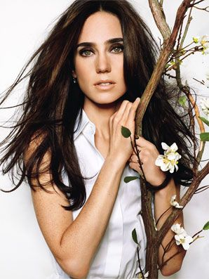 """ I don't always like my own behavior. I haven't known anyone who is perfect all the time."" Jennifer Connelly"