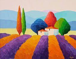 Risultati immagini per sveta esser acrylic paintings