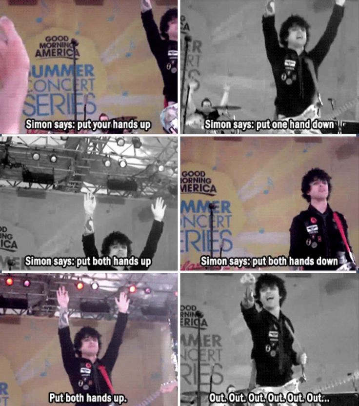 OMG BILLIE IS JUST THE GREATEST!!!