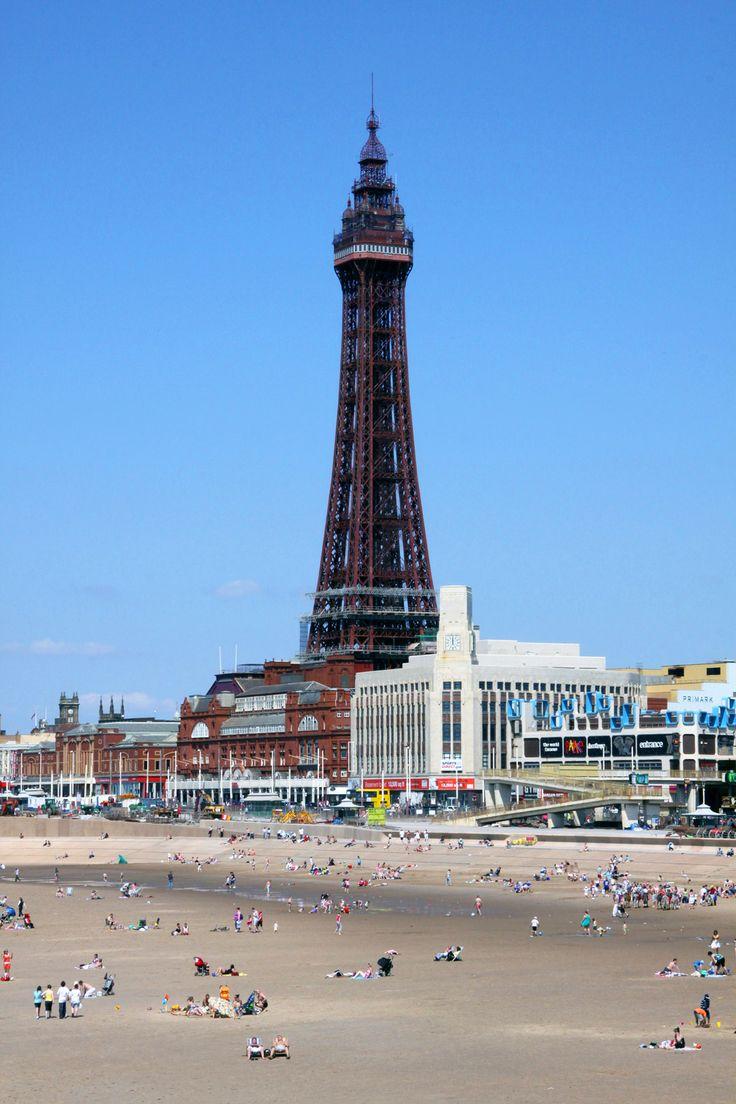 Blackpool Tower - Blackpool, England