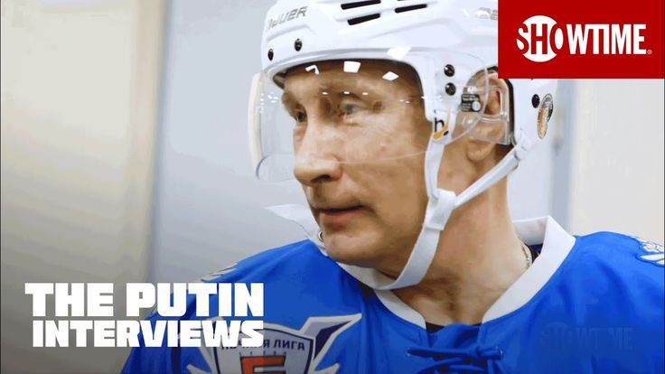 The Putin Interviews | Oliver Stone Visits Vladimir Putin on the Ice | S...
