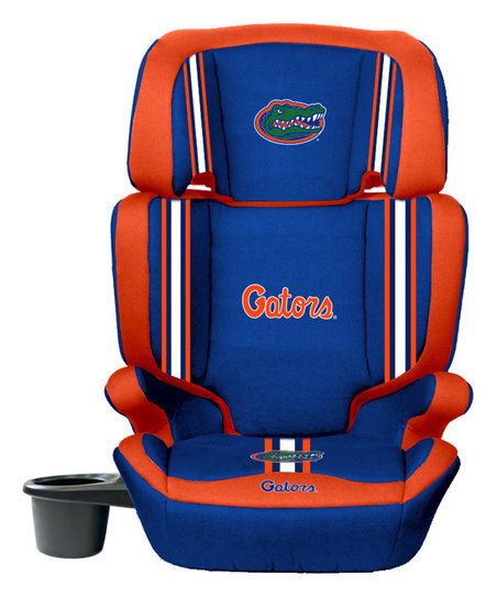 Wild Sports Florida Gators Lil Fan Premium High-Back Booster Seat | zulily