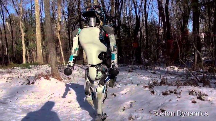 Робот Handle от Boston Dynamics « FotoRelax