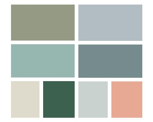 colonial paint colors interior regency decorating