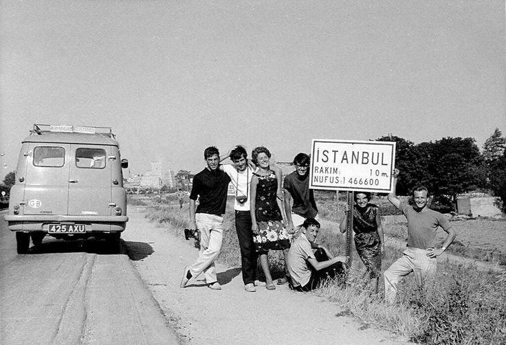 İstanbul, 1960 nüfusa bakarmısınız.