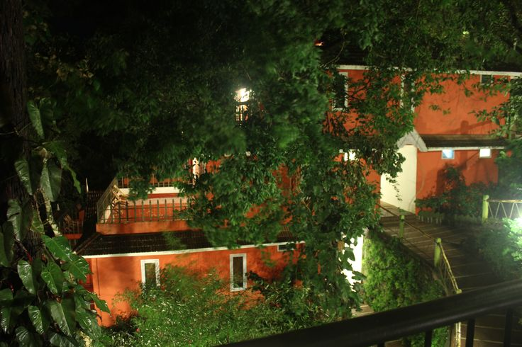 A night view of Tea Valley Resort
