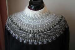 Bohus stickning, Sweden. Pattern; Grand Lace Collar
