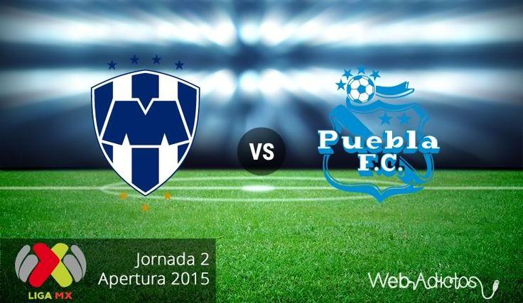 Monterrey vs Puebla, partido del Apertura 2015 ¡En vivo por internet! - http://webadictos.com/2015/10/09/monterrey-vs-puebla-apertura-2015/?utm_source=PN&utm_medium=Pinterest&utm_campaign=PN%2Bposts