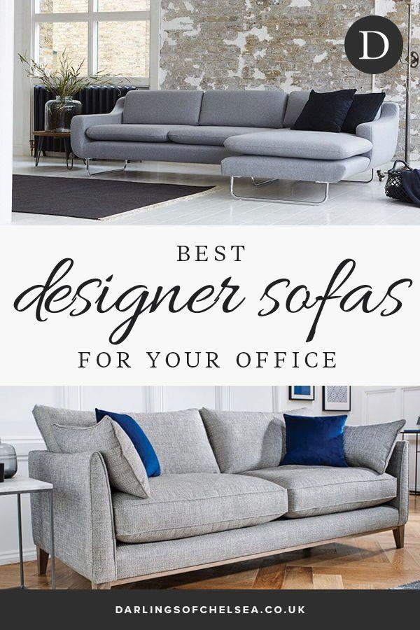 Best Designer Sofas For Your Office Sofa Design Modern Leather Sofa Corporate Interior Design