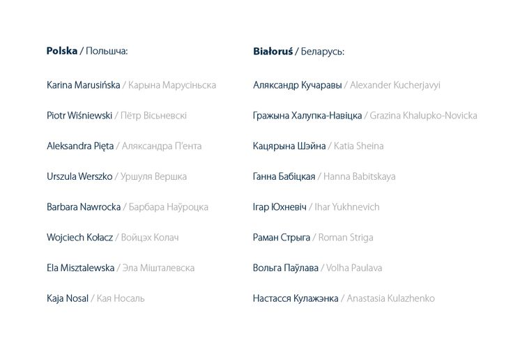 List of participants of I edition of Etno-projekt 2011