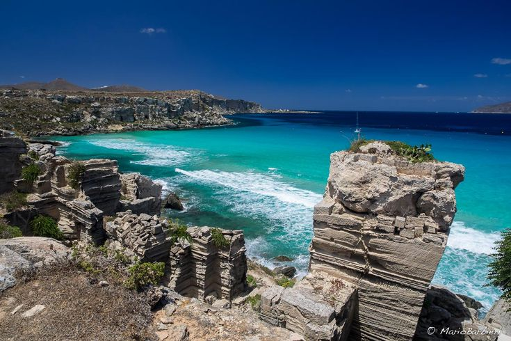 Cala Rossa Sicilia - Isola di Favignana