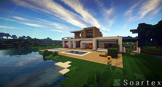 Soartex Fanver Resource Pack 1.12/1.11.2 adds smooth and clean appearance to Minecraft. It is supposed to work well with Minecraft Version 1.10.4/1.10.2, 1.10, 1.9.4 and older versions. All in all the Soartex Fanver Resource Pack comes with beautiful textures and looks pretty realistic. For slow...