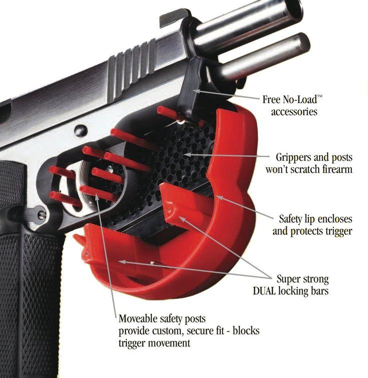 Gun Safety Locks : Images about gun safety devices on pinterest