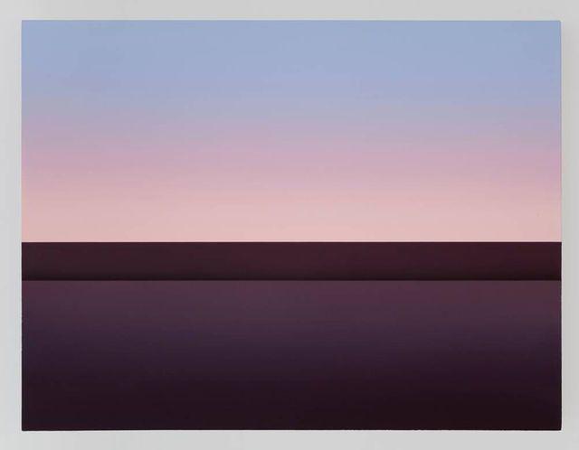 PIERRE DORION Etude pour dusk (crepusculo), 2013 oil on linen 25 × 33 in 63.5 × 83.8 cm