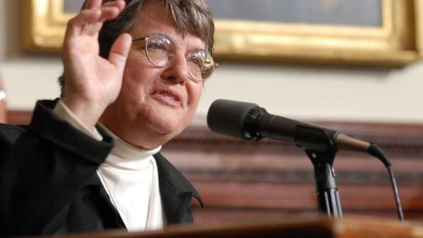 """Federal prosecutors want the nun who inspired the movie """"Dead Man Walking"""" to be prevented from testifying in the case of the Boston Marathon bomber, according to court records. At a sidebar conference with U.S. District Court Judge George O'Toole, Dzhokhar Tsarnaev's defense team said that they may rest their case as early as today after jurors hear testimony from Sister Helen Prejean, a staunch death penalty opponent. Susan Sarandon played Sister Helen in a 1995 movie starring Sean Penn…"""