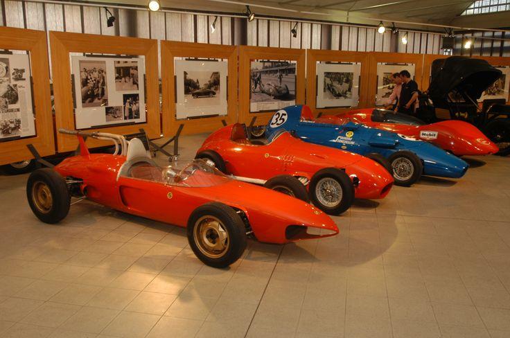 Il Museo Stanguellini a Modena
