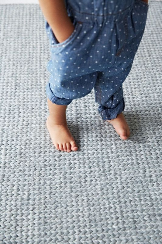 Moonlight Sierra - Armadillo Floor Rug