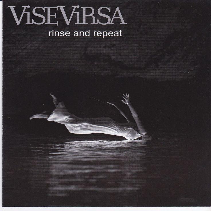 "2009 Vise Virsa - Rinse and Repeat [Vise Virsa] original version: Toni Frissell ""Weeki Wachee Springs, Florida (1947)"" #albumcover"
