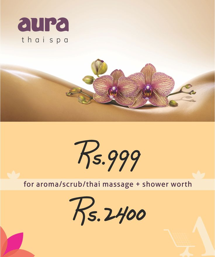 #AmazeDealOfTheDay     ●Rs.999 for aroma/scrub/thai massage + shower worth Rs.2400  #AURA #THAI #SPA   #chandigarh    Last minute deals, special offers Visit - www.amazedeal.in  #AmazeDeal #Food #Drinks #Deals #offers #SALON   #SPA   #massage   #chandigarh #mohali #icct20 #wct20