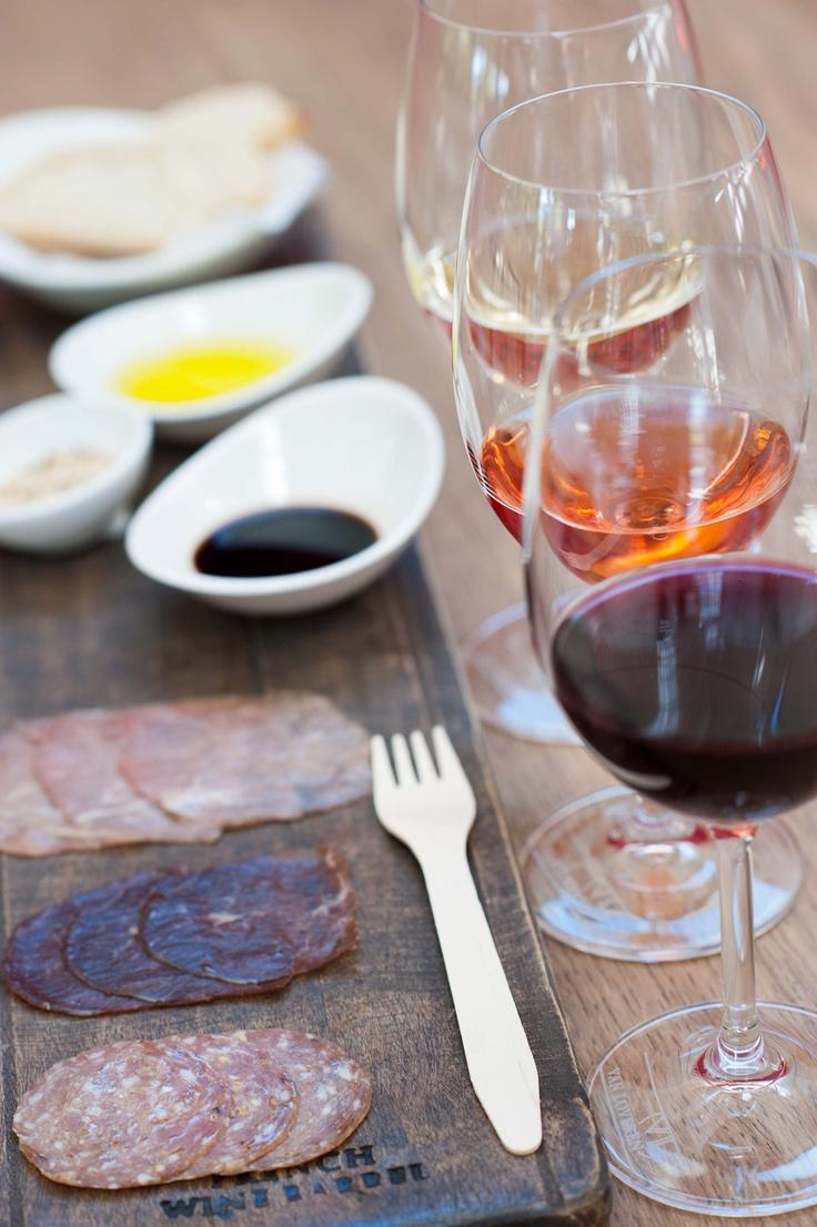 Wine & Charcuterie pairing